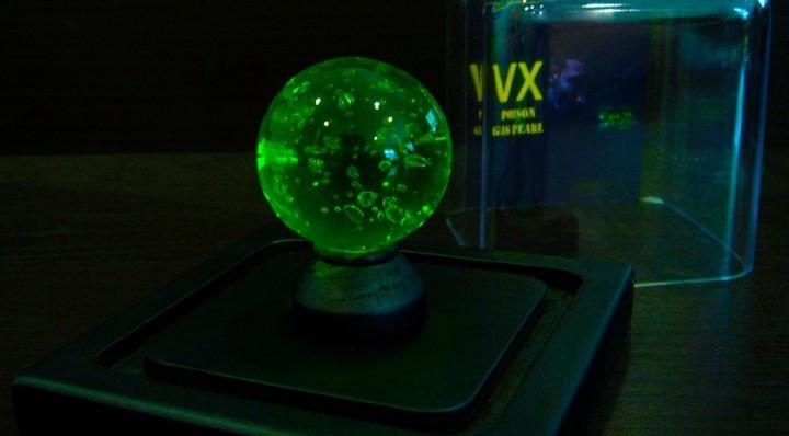 Năm 1950, VX đã bị cấm trên toàn thế giới vì quá mức độc hại.