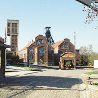 Khu mỏ chính ở Wallonia