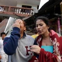 Động đất tiếp tục rung chuyển Ecuador