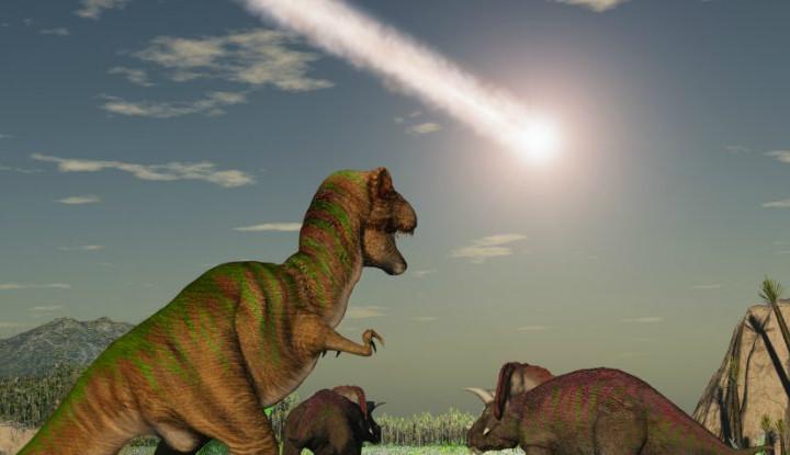 Trái đất đã xảy ra nhiều biến đổi địa chất lớn, cho dù không có thiên thạch thì khủng long vẫn sẽ tuyệt chủng.