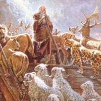 Huyền thoại con tàu Noah có thật hay không?