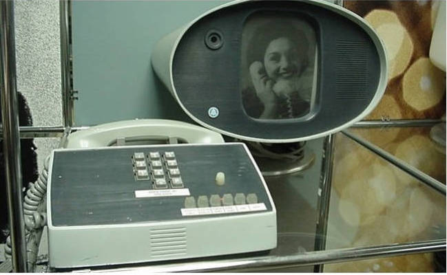 Mod 1 Picturephone