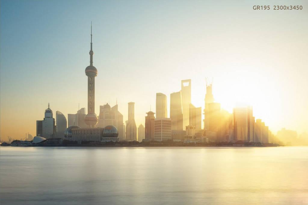Thượng Hải yên bình dưới nắng mai.