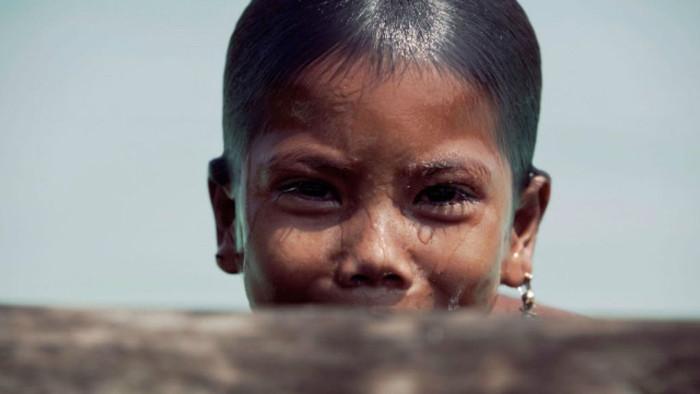 Người Moken sống tại các quần đảo trên biển Andaman, và dọc bờ tây Thái Lan.