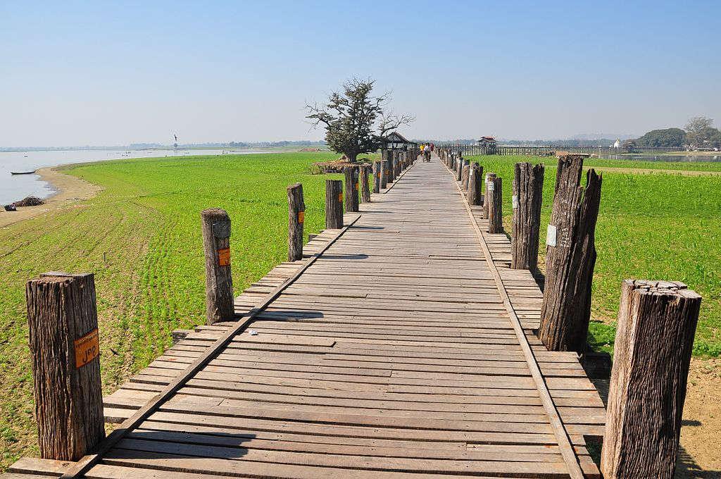 Nhưng về cơ bản, cây cầu vẫn giữ được kiến trúc nguyên vẹn so với ban đầu.