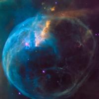 NASA chia sẻ hình ảnh đáng kinh ngạc của Bubble Nebula