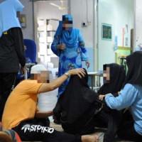 """Dịch bệnh """"ma ám"""" trong trường học Malaysia"""