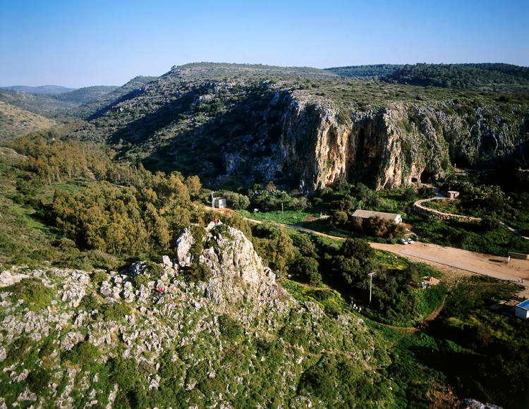 Dãy núi Camel tại Israel