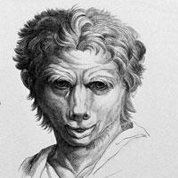 Đây là khuôn mặt của con người nếu được tiến hóa từ những loài vật khác mà không phải là vượn!