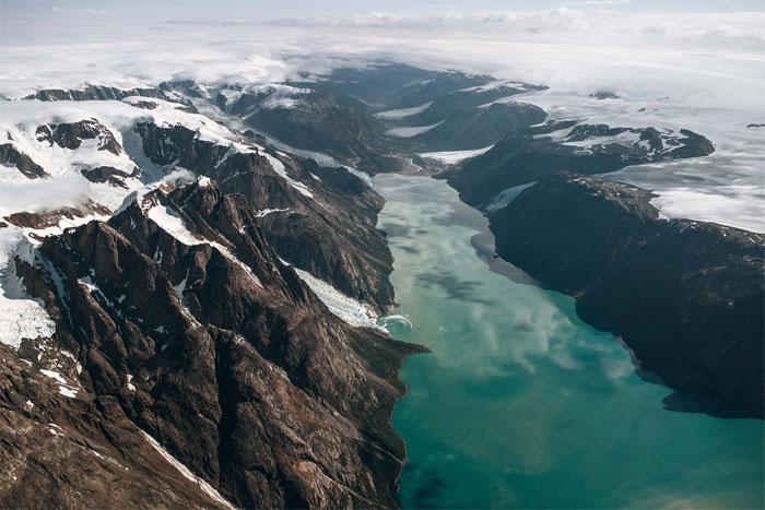 Tuy nhiên thảm họa thực sự là khi băng ở Greenland tan chảy hoàn toàn vào khoảng năm 2200 đến 2300.