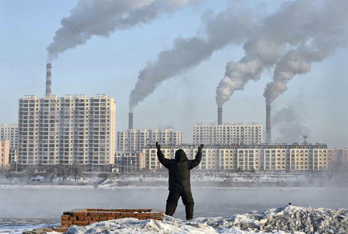 Biến đổi khí hậu, ô nhiễm không khí, Trái đất nóng lên đang là những vấn đề rất lớn mà nhân loại phải đối mặt