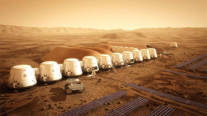 Lúc đó loài người có thể tìm kiếm được một thuộc địa mới ngoài vũ trụ, như Sao Hỏa.