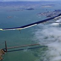 Máy bay năng lượng Mặt trời lại tiếp tục hành trình vòng quanh thế giới
