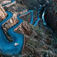 Những bức ảnh du lịch khiến người xem sửng sốt