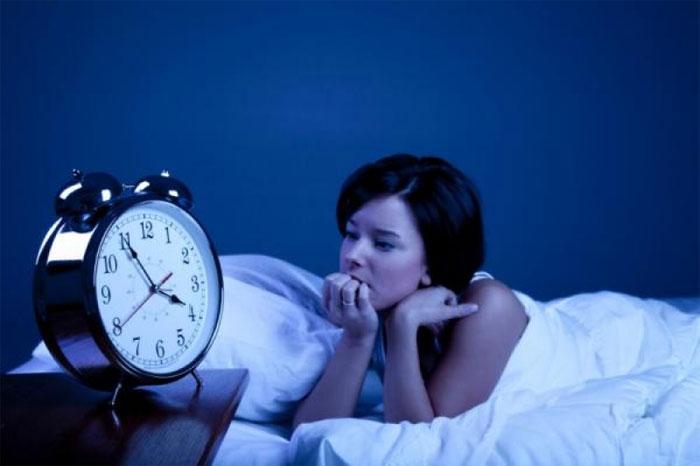 Giấc ngủ sẽ bắt kịp nếu bạn ngủ lại vị trí đó thêm một vài ngày.