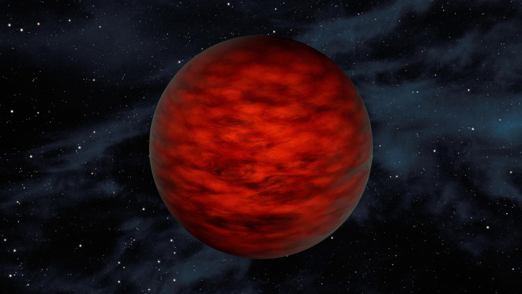 Thực chất, hành tinh này dường như nằm trong một hệ sao mang tên TW Hydrae.