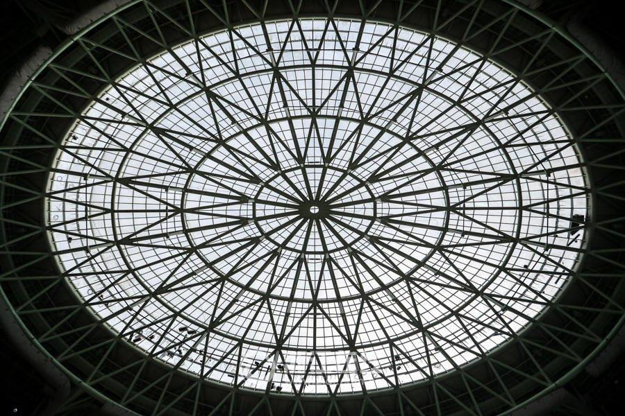 Thiết kế được cho là đến từ tương lai của Ori4aMái vòm được thiết kế tỉ mỉ nhằm sử dụng hiệu suất tối đa của ánh sáng tự nhiên.ental Neverland.