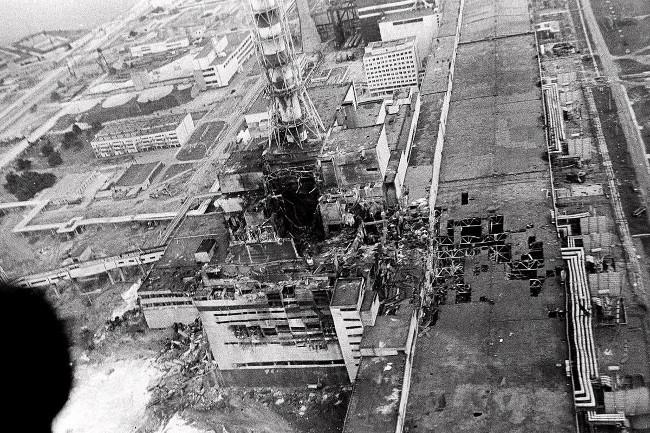 Đã qua 30 năm, giờ đây Chernobyl vẫn là một vùng đất hoang vắng, quạnh quẽ không ai dám tới gần.