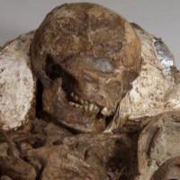 """Phát hiện hóa thạch """"mẹ và bé"""" 4.800 năm ở Đài Loan"""