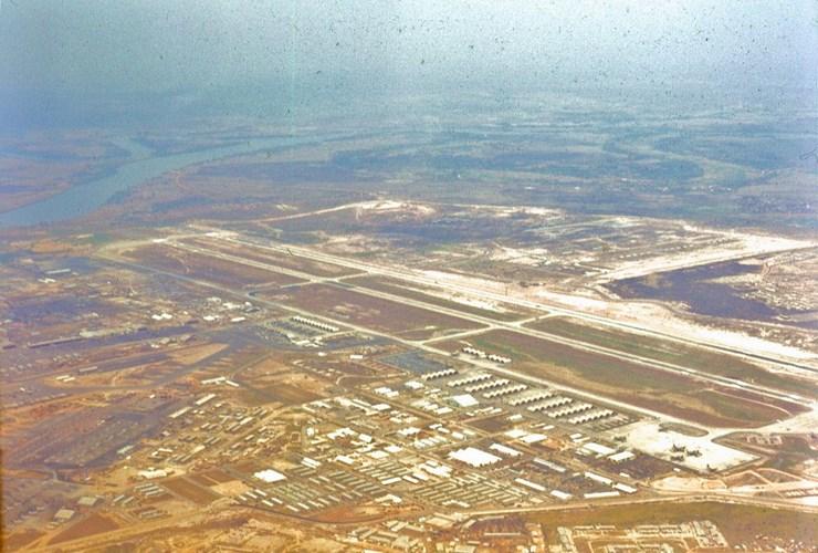 Căn cứ không quân Biên Hòa.
