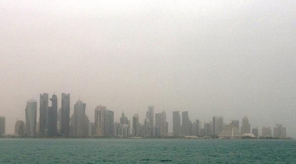 Chính phủ Qatar đang tìm mọi biện pháp để giảm thiểu tình trạng ô nhiễm ở nước này.
