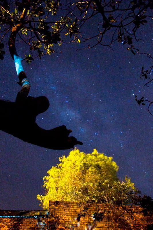 Milky Way ở Long Hải.