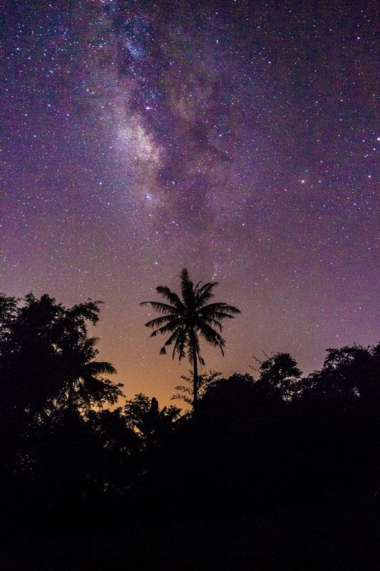 Milky Way ở Phú Yên.