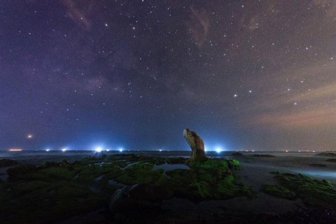 Milky Way ở Cổ Thạch.