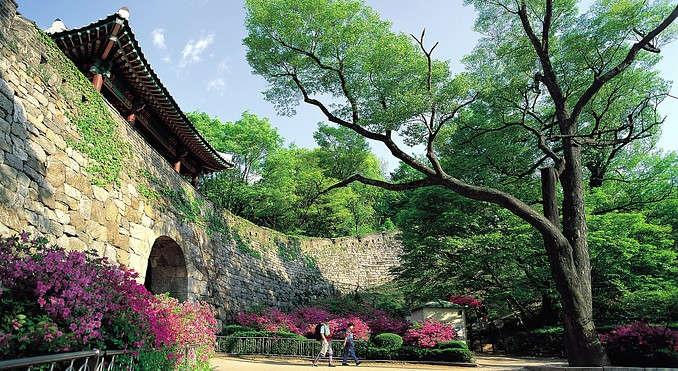 Pháo đài Namhansanseong, Hàn Quốc