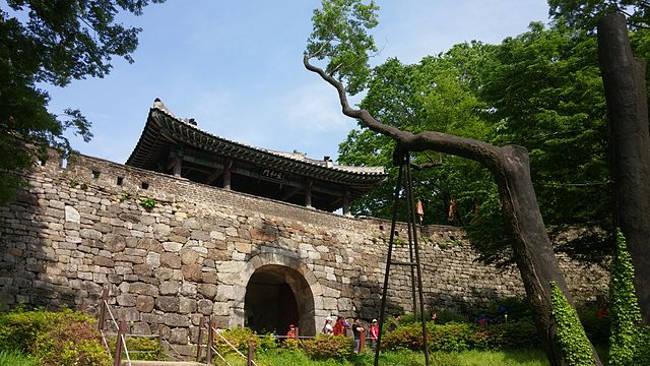 Pháo đài đã được xây dựng từ khoảng 2.000 năm trước
