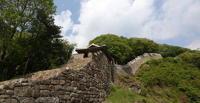 Pháo đài Namhansanseong được Unesco công nhận là Di sản văn hóa thế giới  năm 2014