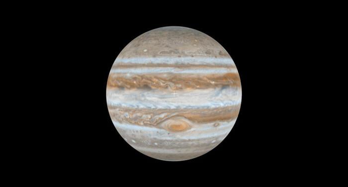 Mộc tinh và Thổ tinh là hai hành tinh khí khổng lồ.