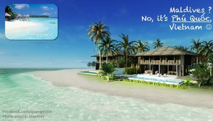 Nếu du lịch đến Maldives là quá đắt đỏ, thì Phú Quốc là điểm thay thế tuyệt hảo cho bạn.
