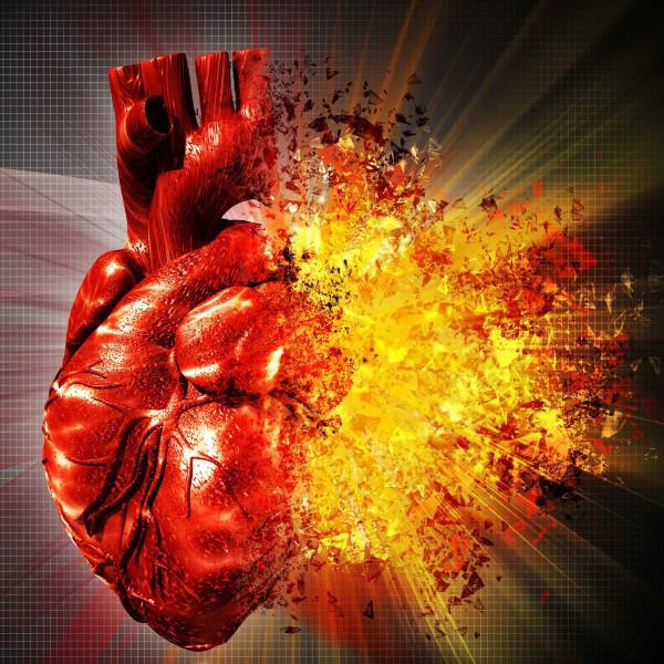 Cứ 5 phút có khoảng 300 người tử vong vì bị nhồi máu cơ tim.
