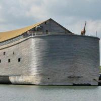 Video: Tái dựng thuyền Noah vượt đại hồng thủy