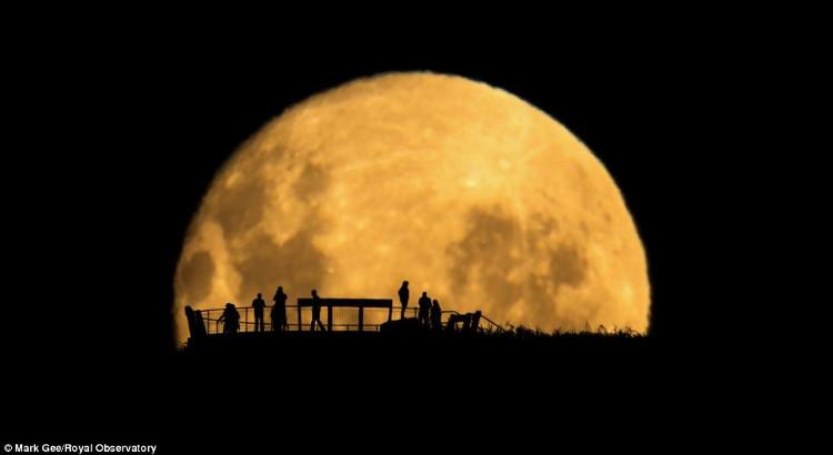 Các nhà khoa học đang dần vén bức màn bí mật về các vết đen trên mặt trăng.