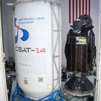 SpaceX chuẩn bị đưa vệ tinh viễn thông của Nhật lên quỹ đạo