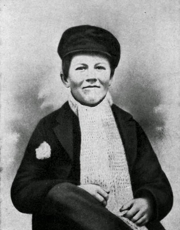 Thomas Edison khi còn nhỏ