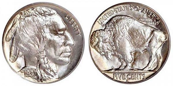 Đồng Buffalo Nickels – Mỹ