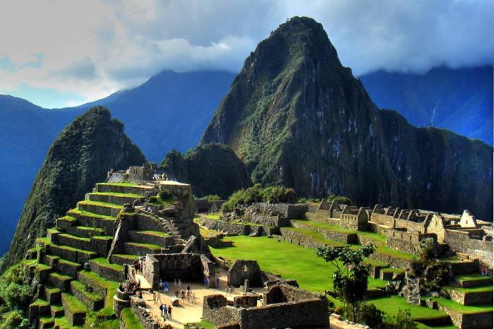 Thành phố đã mất Machu Picchu
