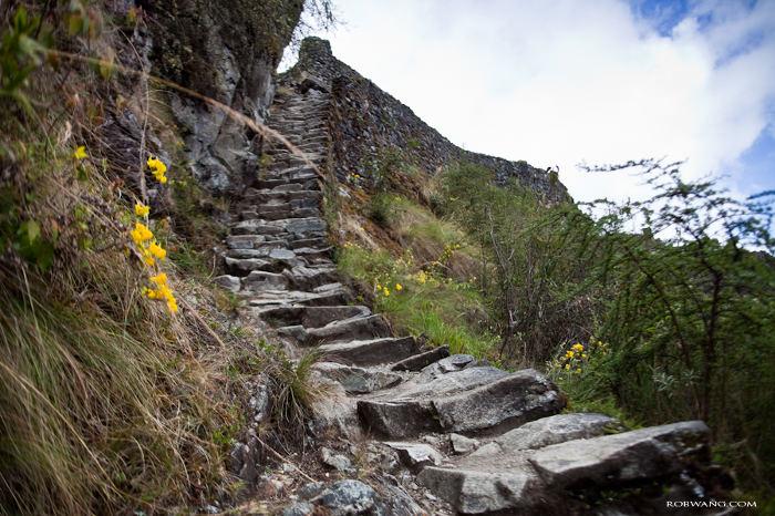 Đường mòn Inca là một hệ thống đường giao thông rộng lớn và tiến tiến nhất được xây dựng thời kỳ tiền Columbus