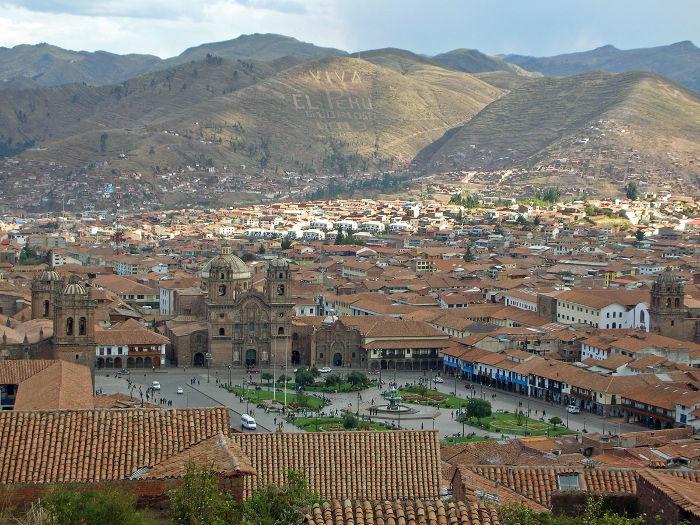 Thành phố lịch sử Cusco