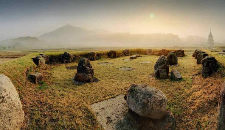 Vương triều Baekje đã đạt tới sự tiến bộ đỉnh cao về văn hóa, tôn giáo, tín ngưỡng
