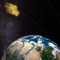 Chùm tia Gamma xuất hiện nơi phát ra sóng hấp dẫn