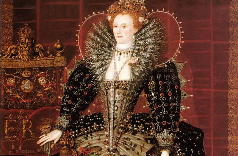 Nữ hoàng Elizabeth I