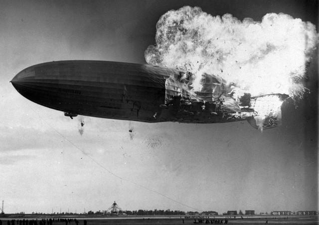Hindenburg là chiếc khí cầu lớn nhất trong lịch sử và đây cũng là thảm họa thảm khốc nhất