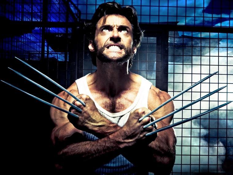 Người sói trong loạt phim X-men có khả năng đặc biệt từ những móng vuốt