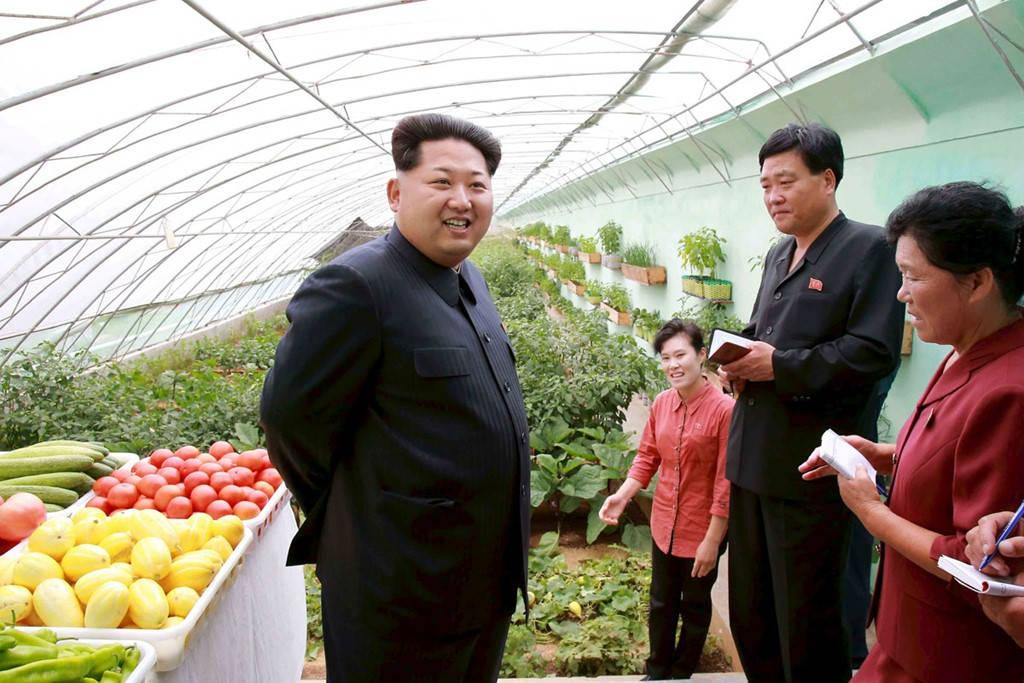 angchon là một trong những nông trang điển hình của Triều Tiên, nằm tại quận Sadong, thủ đô Bình Nhưỡng