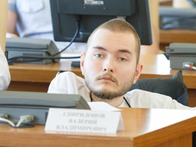 Valery Spiridonov, người tình nguyện tham gia ca phẫu thuật ghép đầu.