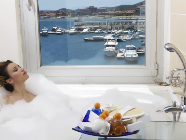 Nhiều khách không bao giờ có ý định ngâm mình trong bồn tắm khách sạn.
